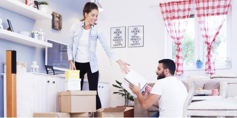 How to Prepare Your Possessions for Local Moving to Storage Facility, Puyallup, Washington