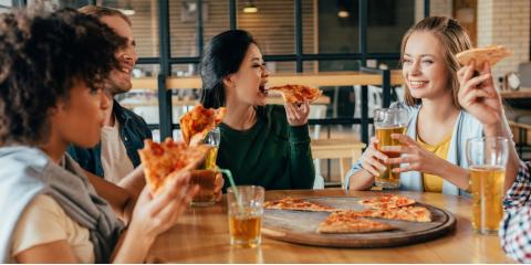 4 Benefits of Going to a Local Pizza Restaurant, Covington, Kentucky