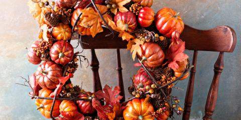 5 Fun Ways to Incorporate Squash & Pumpkins Into Your Fall Décor  , Vineland, New Jersey