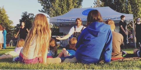 Local Burien Church Bringing Change To The Community, Burien, Washington