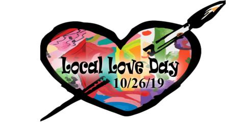 Local Love Day! Meet Our Local Artists!, Onalaska, Wisconsin