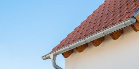 How Often Should You Clean Your Regular or Seamless Gutters? , Montrose, Michigan