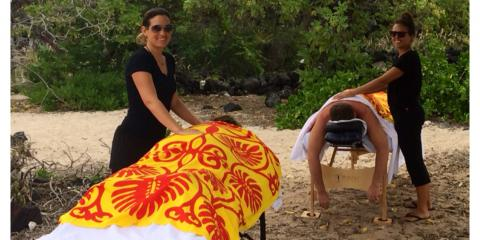 Enjoy a Spa Party with Friends at the Best Spa & Wellness Center in Kailua-Kona, Kailua, Hawaii