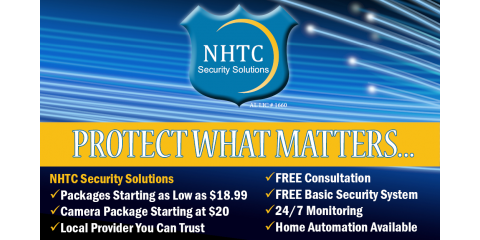 3 Key Benefits of a Security System, New Hope, Alabama
