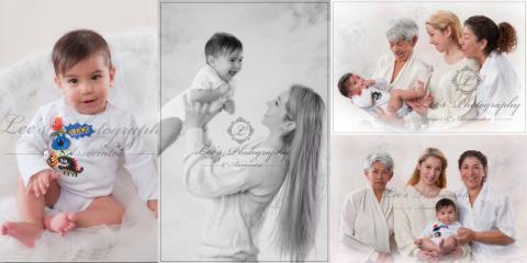 Baby & Family Portrait, McLean, Virginia