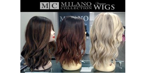How to Care For Natural-Hair Wigs From the Expert Stylists at Milano Collection, Los Angeles, California