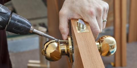 3 Tips for Installing New Locks, Kenvil, New Jersey
