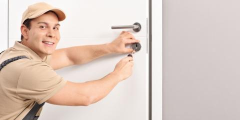 NJ Locksmith Discusses Common Door & Lock Problems, Kenvil, New Jersey