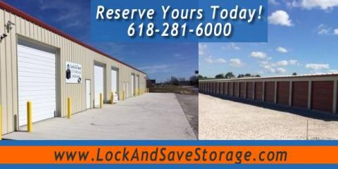 Lock & Save Storage, Storage, Services, Columbia, Illinois