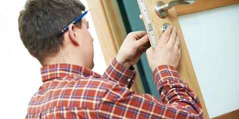 Keep Your Business Secure by Knowing When to Have the Locks Changed, Norwood, Ohio