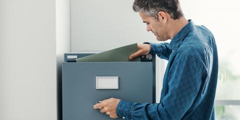 Why You Should Lock File Cabinets, Cincinnati, Ohio