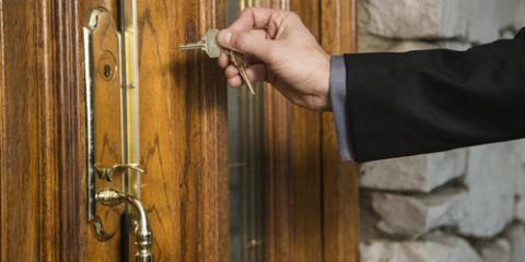 Top 5 Ways to Improve Front Door Security, Manhattan, New York