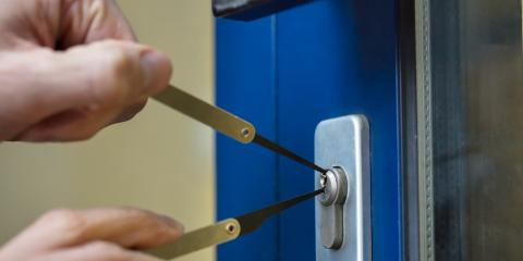 How to Tell If a Lock Has Been Tampered With, Winston-Salem, North Carolina