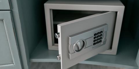 5 Critical Items to Store in a Personal Safe, St. Peters, Missouri