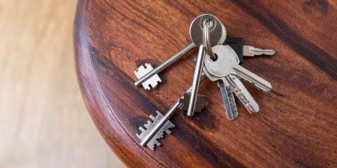 3 Locksmith-Recommended Places to Keep Your Spare Keys, Kenvil, New Jersey