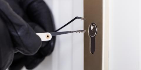 3 Signs Your Locks Have Been Tampered With, Enterprise, Alabama