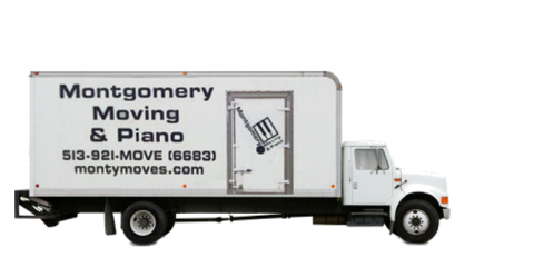 Avoid These Common Moving Blunders by Hiring Montgomery Moving & Piano, Green, Ohio