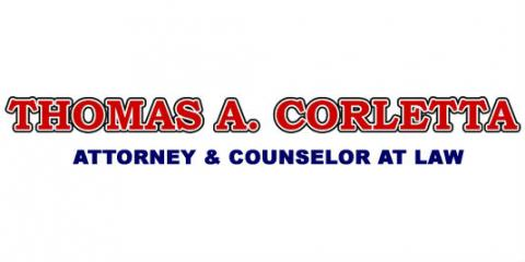 Thomas A. Corletta, Attorney at Law, Attorneys, Services, Rochester, New York