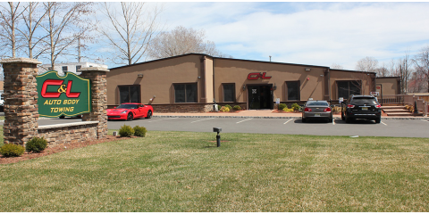 C&L Auto Body, Auto Body, Services, East Hanover, New Jersey