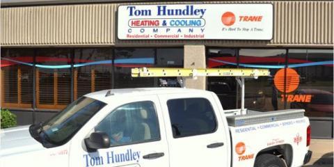 Tom Hundley Heating & Cooling, HVAC Services, Services, Broken Arrow, Oklahoma