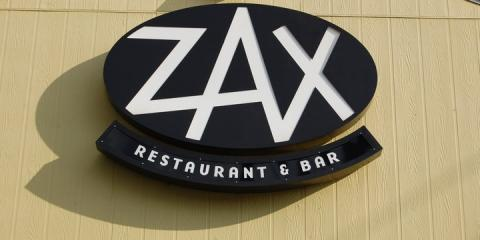 Wednesday in May is Pint Night at Zax Restaurant & Bar, Austin, Texas
