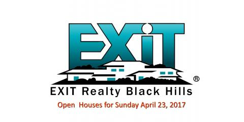 Open Houses for Sunday April 23, 2017, Rapid City, South Dakota