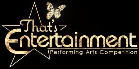 View The 2016 That's Entertainment Performing Arts Competition Season on Their Brand New Website!, Staten Island, New York
