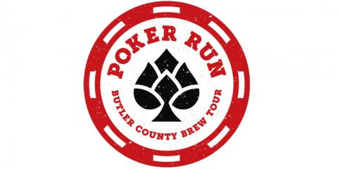 Poker Run Brewery Tour Comes To Butler County Ohio, Cincinnati, Ohio