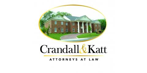 Crandall & Katt, Personal Injury Attorneys Recognized as a Distinguished Roanoke Community Employer by American National University, Roanoke, Virginia
