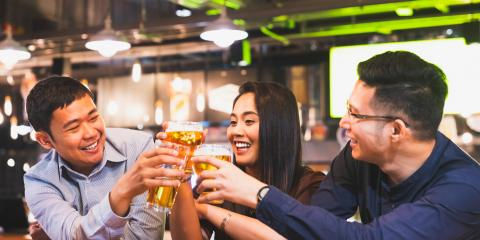 3 Reasons to Have a Company-Sponsored Happy Hour, Manhattan, New York