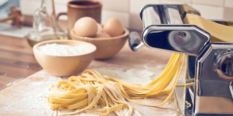 Understanding Gourmet Foods: The Differences Between Fresh Pasta & Dry Pasta, Fairport, New York