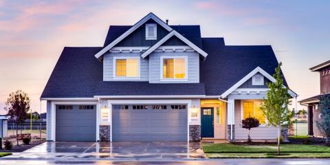 Exterior Painting Contractors Offer 3 Tips for Choosing a Garage Door Color, Union, Ohio