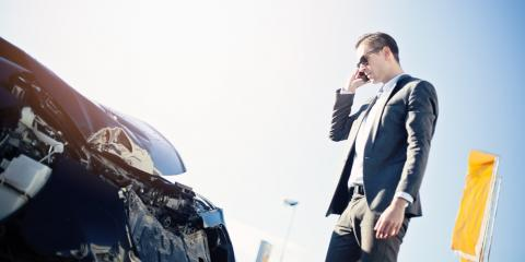 5 Reasons to Hire an Auto Accident Attorney After a Crash, London, Kentucky