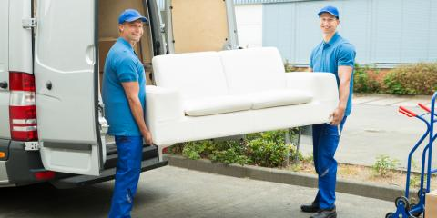 3 Reasons to Leave Heavy Lifting to Moving Professionals, London, Kentucky
