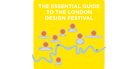 The London Design Season 2017 - The World of Interiors Essential Guide, New York, New York