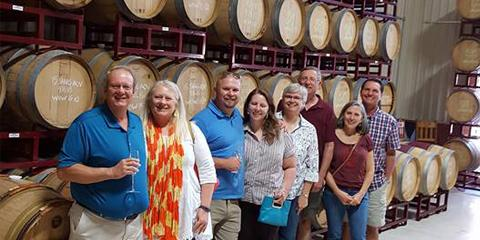 Hill Country Wine Tour Company Explores The Entire Region, Llano, Texas