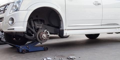 Brake Repair: When You Need It & What Happens If You Avoid It, Long Beach, California