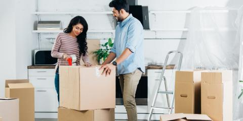 How You Can Stay Organized During a Move, Ewa, Hawaii