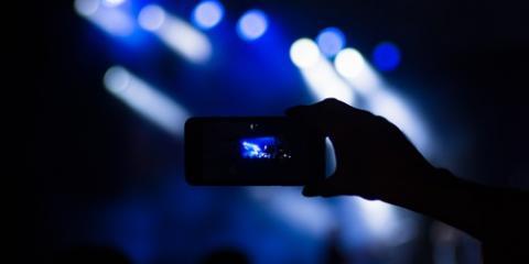 How Concert Recording & Online Concert Viewing Works, Queens, New York