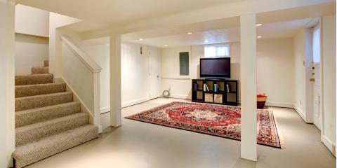3 Perks of Having a Finished Basement, ,