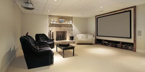 3 Unique Ways to Finish Your Basement, ,