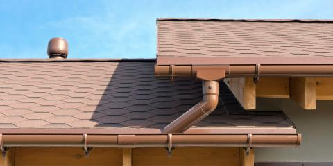 4 Signs You Need New Gutters, Moriches, New York