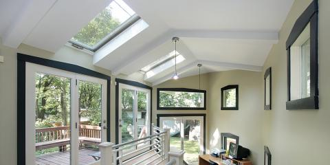 Roofing Contractors Explain Skylight Options, Islip, New York