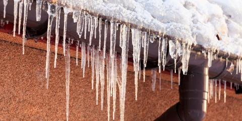 3 Ways Snow & Ice Affect Your Roof, ,
