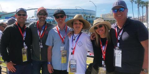 Seeman Holtz, Proud Partner of Rahal Letterman Lanigan Racing, Attends the 2019 Acura Grand  Prix of Long Beach, CA, Boca Raton, Florida