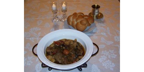 Celebrate Shabbat Dinner With The Jewish Community Center, Queens, New York