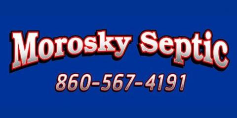 Morosky Septic Service, Septic Tank, Services, Litchfield, Connecticut