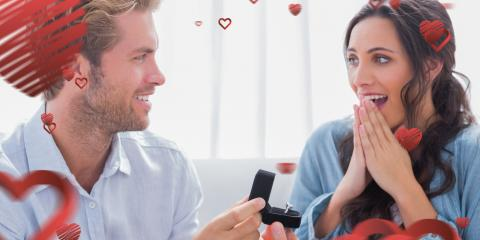 How to Plan a Romantic Proposal for Valentine's Day, Oyster Bay, New York