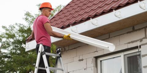 5 Signs You Need New Gutters, Lorain, Ohio