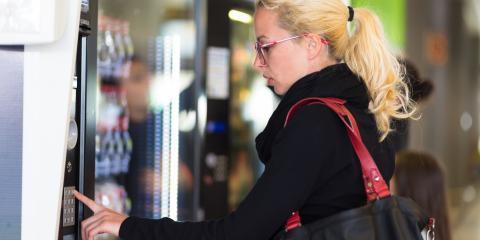 5 Healthier Vending Machine Snack Options, Amherst, Ohio